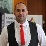 Doktora Öğrencisi Süleyman ÖZDEMİR